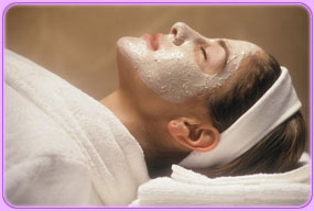 Relax with our 1 hour treatment spa facial...